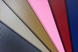 Carbon Fiber colors